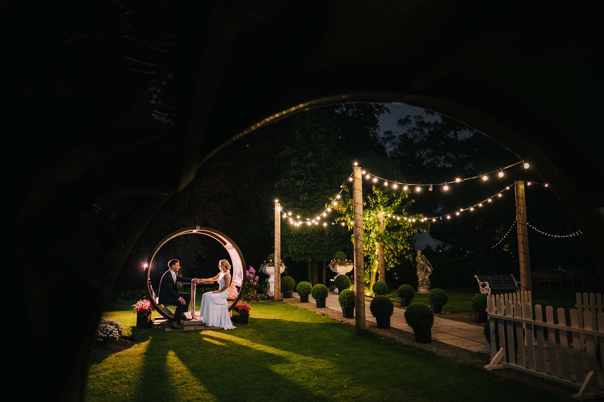Tinakilly Country House wedding photographer