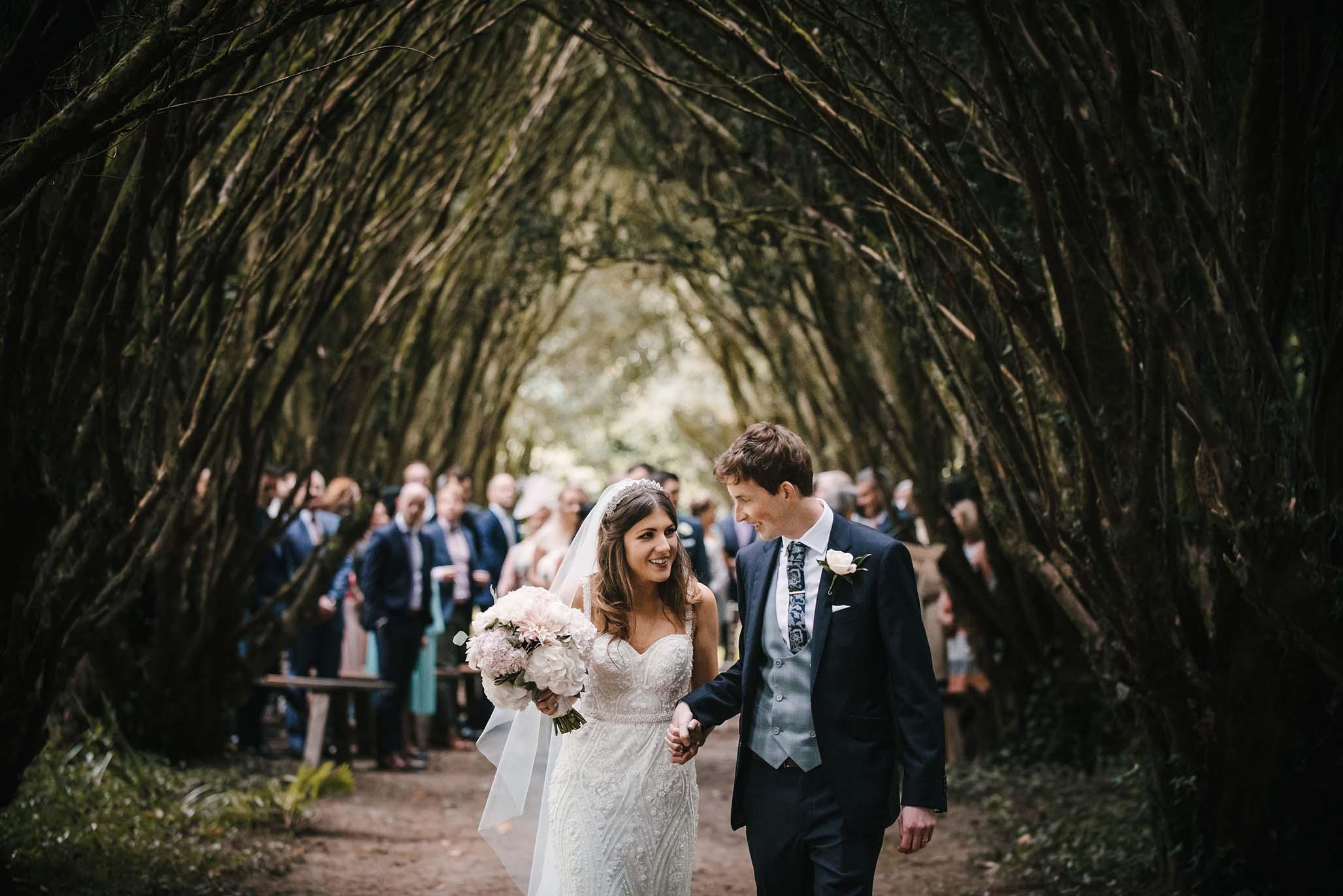 Lisnavagh wedding photographer